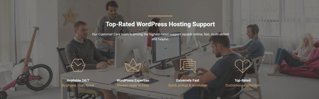 fast hosting provider