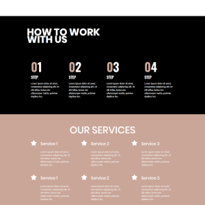 Elementor marketing agency template