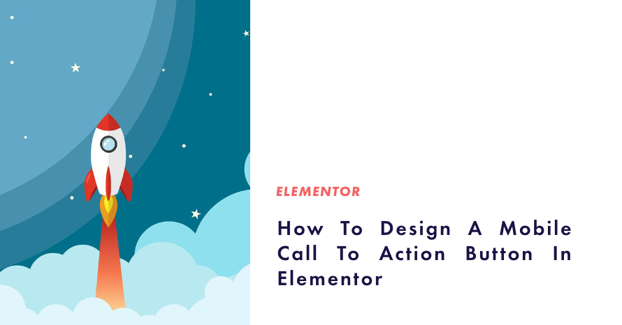 mobile call to action